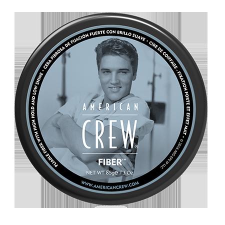 Паста высокой фиксации с низким уровнем блеска king fiber gel 85 г american crew (American Crew)