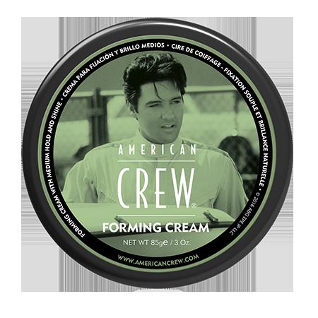 Универсальный крем со средней фиксацией и средним уровнем блеска king forming cream 85 г american crew (American Crew)