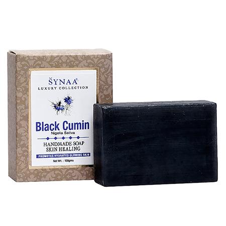 Мыло ручной работы черный тмин synaa ааша