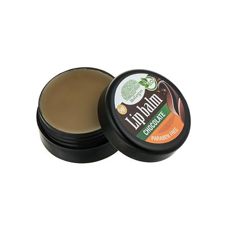 Бальзам для губ шоколад huilargan
