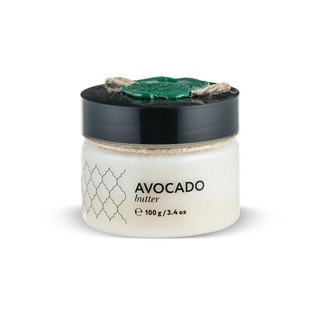 Масло авокадо (баттер) 100 гр huilargan