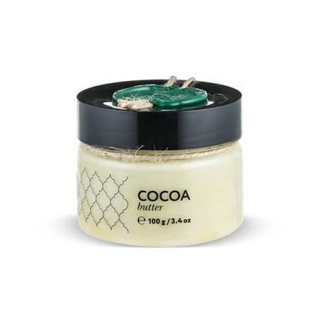 Масло какао 100 гр (баттер) huilargan