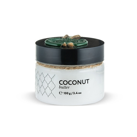 Масло кокоса 100 гр (баттер) huilargan