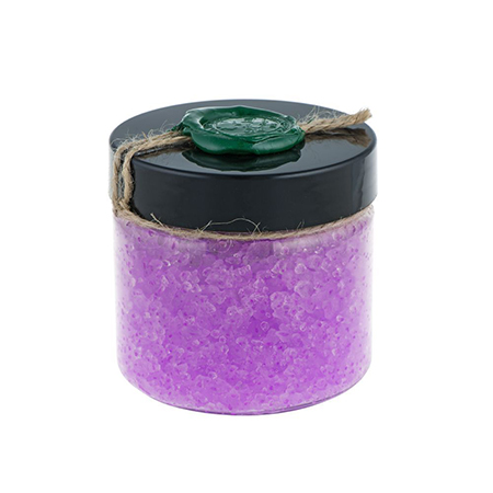 Соль мертвого моря для ванны лаванда huilargan