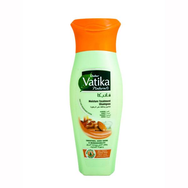 Шампунь увлажняющий (для сухих и вьющихся волос) dabur