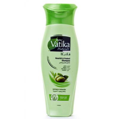 Шампунь питание и защита (для нормальных волос) dabur (200 мл)