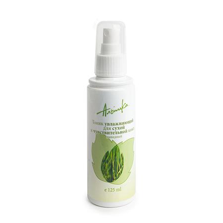 Увлажняющий тоник для сухой и чувствительной кожи ph-4 альпика