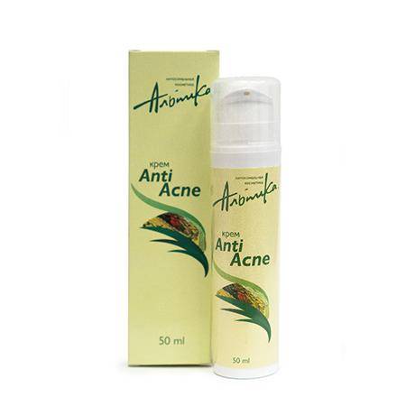 Альпика (Чехия) Крем anti acne альпика