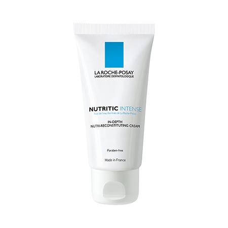 Питательный крем для глубокого восстановления кожи nutritic intense la roche posay