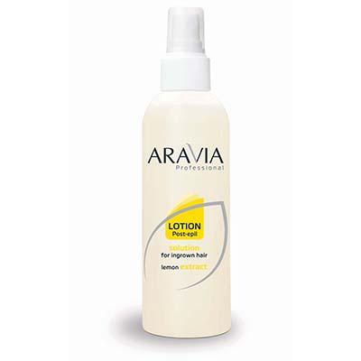 Лосьон против вросших волос (с экстрактом лимона) aravia professional (Aravia)