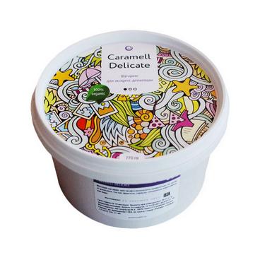 Шугаринг caramell optima professional для экспресс депиляции 770 гр pranastudio