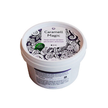 Ультра мягкий шугаринг caramell magic 360 гр pranastudio