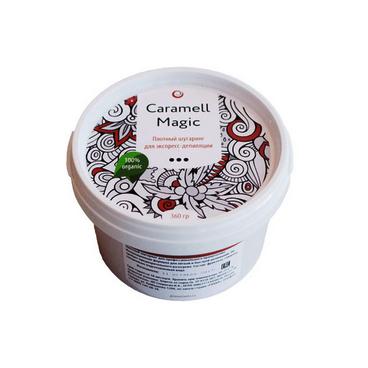 Плотный шугаринг caramell magic 360 гр pranastudio