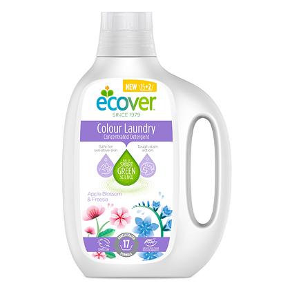 Экологическая жидкость для стирки цветного белья суперконцентрат 850 мл ecover
