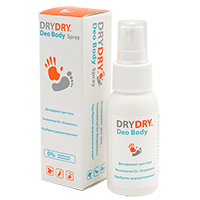 Дезодорант для тела Deo Body Spray Dry Dry