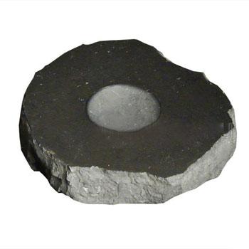Подставка под шары/яйца 6-9 см шунгит (Шунгит)