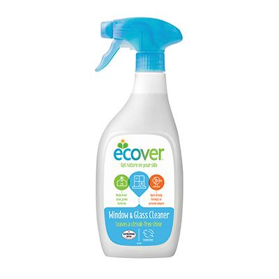 Экологическое средство (для чистки окон и стеклянных поверхностей) спрей ecover