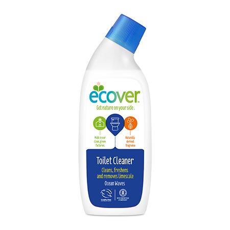 Экологическое средство (для чистки сантехники) океанская свежесть ecover (Ecover)
