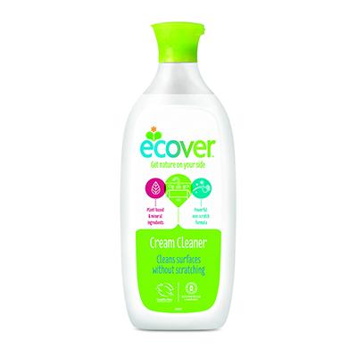 Экологическое кремообразное чистящее средство (очистка без царапин) ecover