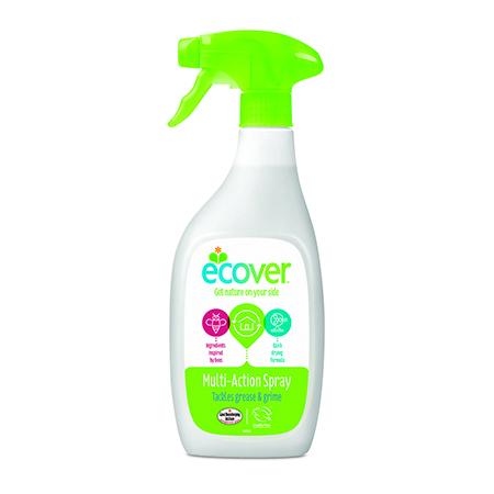 Экологический спрей (для чистки любых поверхностей) ecover