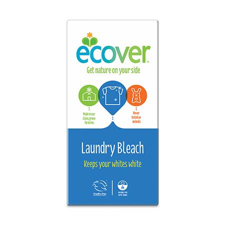 Экологический кислородный отбеливатель (для стирки в порошке) ecover (Ecover)