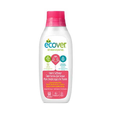 Экологический смягчитель (для стирки) среди цветов ecover (Ecover)