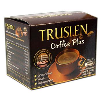 Напиток кофейный coffee plustruslen