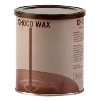Баночка с воском шоколад натуральный (для любого типа кожи) beauty image (400 гр) (Beauty Image)