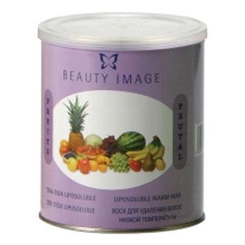 Баночка с воском тутти-фрутти натуральный (для любого типа кожи) beauty image (Beauty Image)