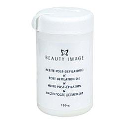 Салфетки с цветочным маслом (в банке) после депиляции beauty image (Beauty Image)