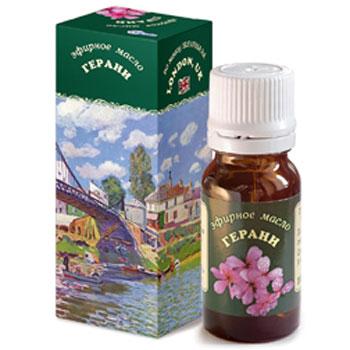 Эфирное масло герани эльфарма