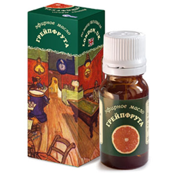 Эфирное масло грейпфрута эльфарма (Эльфарма)