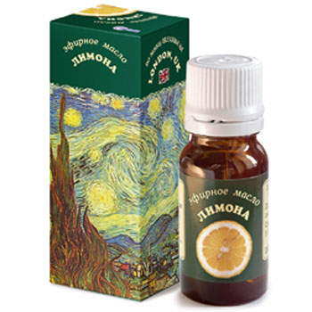 Эфирное масло лимона эльфарма