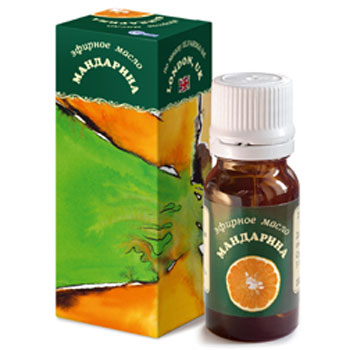 Эфирное масло мандарина эльфарма (Эльфарма)