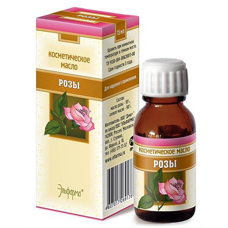 Масло розы (бессонница, стресс) эльфарма