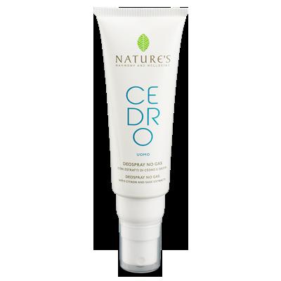 Cedro дезодорант для мужчин natures (Natures)