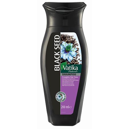 Шампунь vatika black seed (сила и блеск волос) dabur (Dabur)