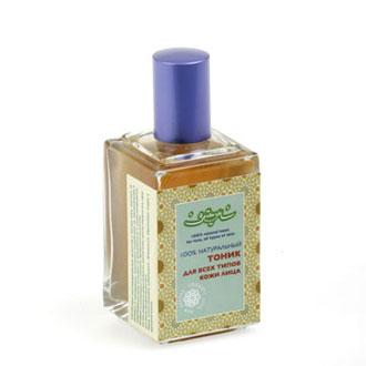 Натуральный тоник для всех типов кожи лица зейтун (Зейтун)