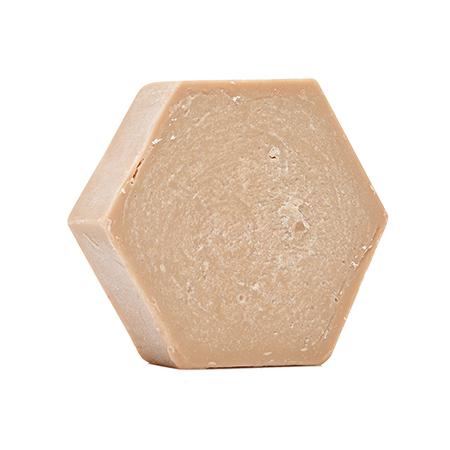 Твердое шоколадное массажное масло для сухой и чувствительной кожи зейтун