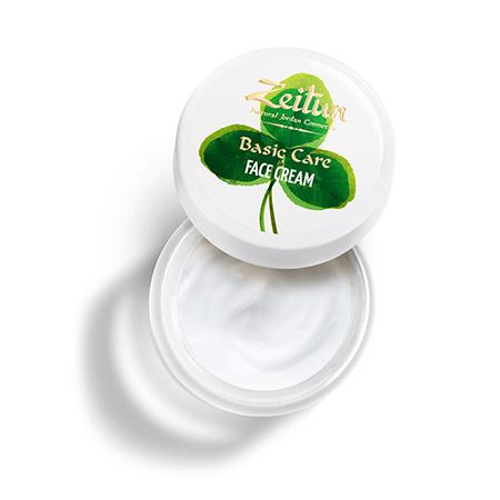 Увлажняющий базовый крем для всех типов кожи зейтун