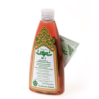Питательный шампунь для сухих и нормальных волос зейтун №1 (Зейтун)