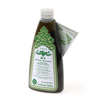 Лавровый шампунь для всех типов волос зейтун №4 (Зейтун)