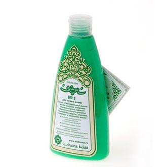 Бальзам для сухих волос на основе эфирных масел зейтун №1 (Зейтун)