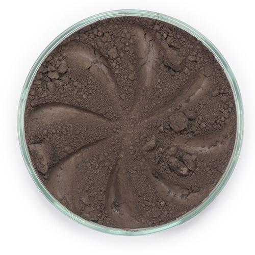ERA  Minerals Минеральные тени для бровей brow (оттенок темно-кофейный)