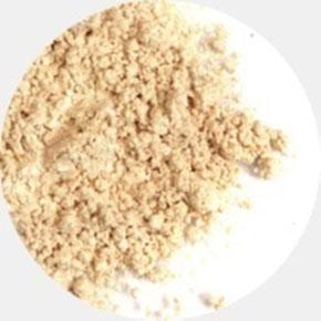 Минеральные тени для век frost (оттенок бежевое золото) (ERA  Minerals)