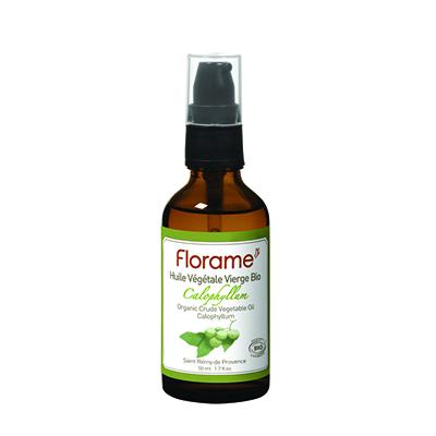 Масло косметическое для чувствительной кожи таману florame (Florame)