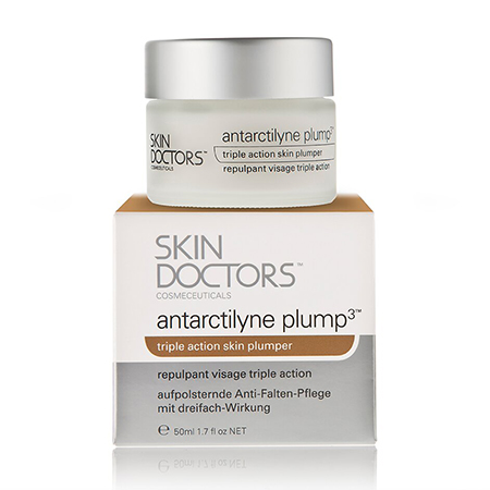 Крем  наполнитель морщин antarctyline plump skin doctors