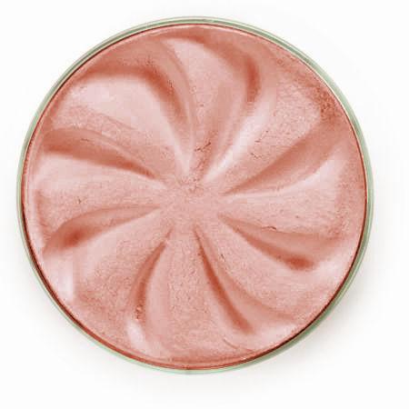 Минеральные перламутровые тени pearl (розовый оттенок) (ERA  Minerals)