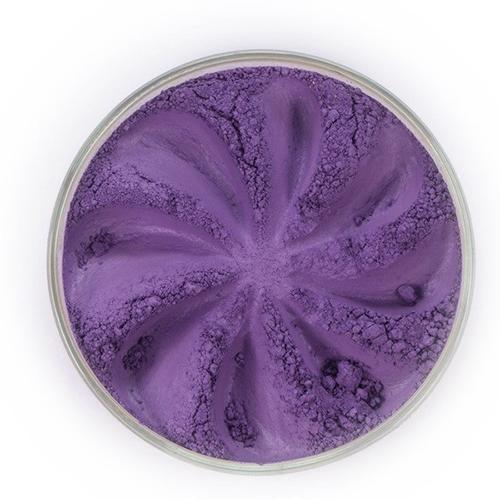 ERA  Minerals Мерцающие минеральные тени twinkle (темно-пурпурный оттенок)