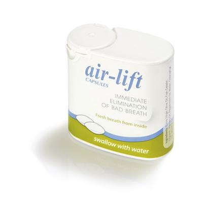 Капсулы № 40 свежее дыхание (Air-lift)